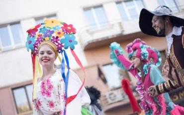 Українці побували на яскравому фестивалі у Львові