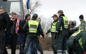 В Польше правоохранители задержали в ходе рейда украинских граждан
