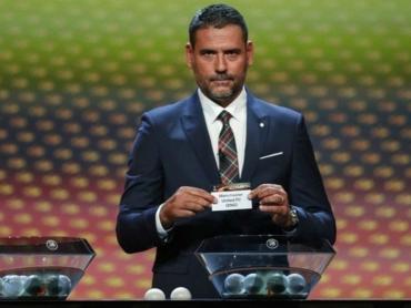 Сегодня состоялась жеребьевка группового раунда Лиги Европы