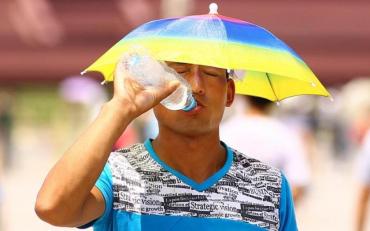 Перший день серпня в Україні відзначиться стрибком температури