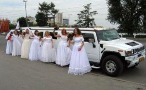 Украину ждет свадебный бум