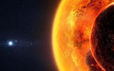 Величезна хмара сонячної плазми накриє Землю