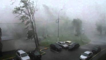Гідрометеоцентр об'явив штормове попередження на Закарпатті