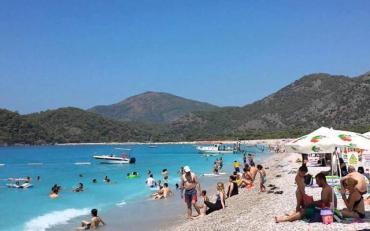 Туристи віддають перевагу турецьким Анталії, Стамбулу та провінції Мугла