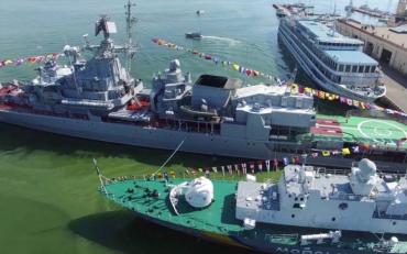ВМС України введуть в свою структуру оперативний штаб, як у НАТО