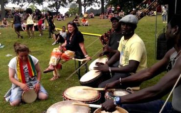 """Унікальний фестиваль на Чернігівщині: """"Мама-Африка"""""""