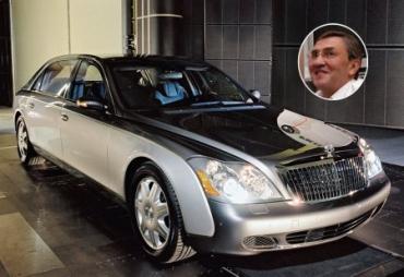 В Украине самая большая коллекция суперкаров