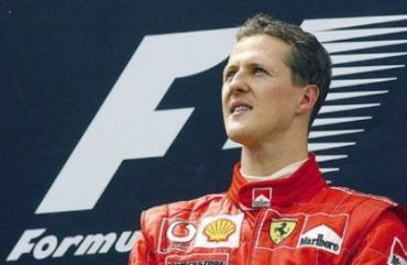 Верные поклонники Ferrari благодарны Шумахеру
