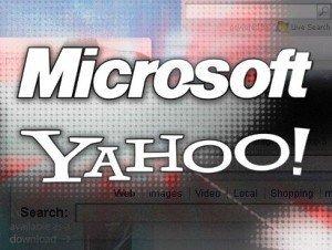 Microsoft и Yahoo объединятся в области интернет-поиска