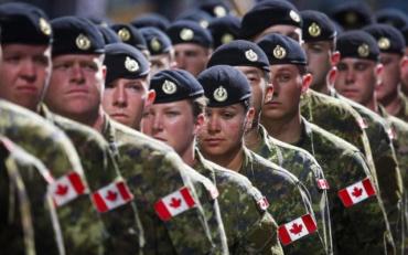 Канадські військові зробили неймовірний подарунок Україні
