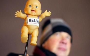 Зек з Донбасу пограбував онкохворих дітей