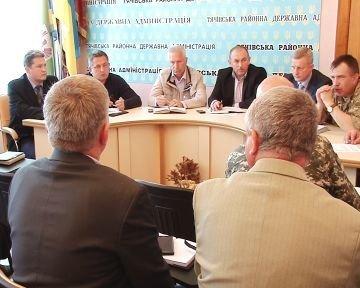 Сільські голови зобов'язані забезпечити оповіщення військовозобов'язаних