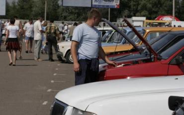 Власник автомобіля з іноземними номерами отримав штраф в розмірі 420 тисяч грн.