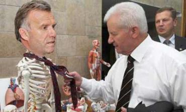 Александр Мороз пригрозил «изменникам» СПУ партийными репрессиями