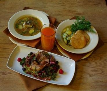 В Ужгороде обеды в заведениях общепита подорожали в среднем на 10 гривен
