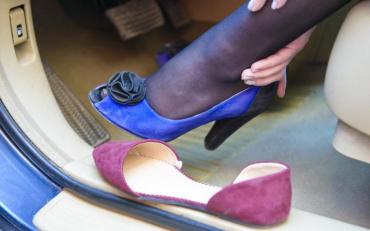 Неправильний вибір взуття призводить до великої кількості аварій