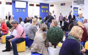 Черги за біометричними паспортами уже найближчим часом підуть на спад