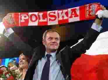 Европейская рада переизбрала Туска вопреки желанию Польши