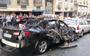 Вибух авто у Києві: несподівані подробиці про постраждалих