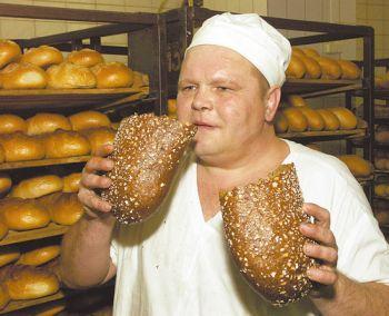 Хлеб в Закарпатье подорожал на 10 копеек