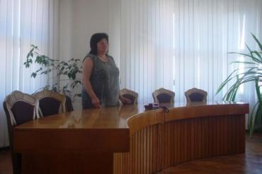 Марія Бадида колишня випускниця економічного факультету ДВНЗ «УжНУ»
