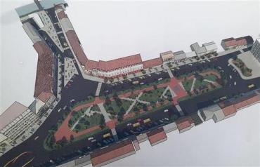 О реконструкции площади Петефи дискутируют уже давно
