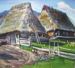 В ужгородському музеї ім. Йосипа Бокшая відкрилася виставка Івана Шутєва