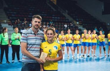 Переможцем чемпіоната у Клайпеді стала дівчина із Ужгорода