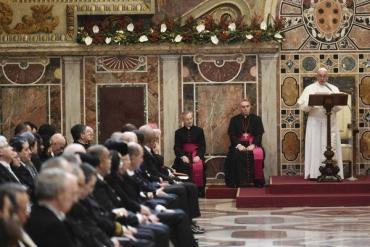 Папа Франциск сделал заявление по Донбассу