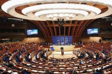 Россия была лишена права голоса в ПАСЕ в апреле 2014 года