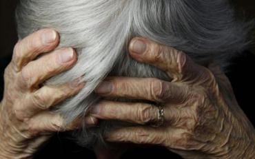 Чорна вдова поклала пенсіонерку на лікарняне ліжко