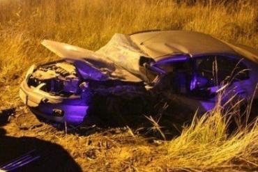 В результате ДТП водитель от полученных травм скончался на месте