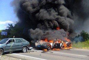 Збройний конфлікт, який виник 11 липня 2015 року у м. Мукачеве