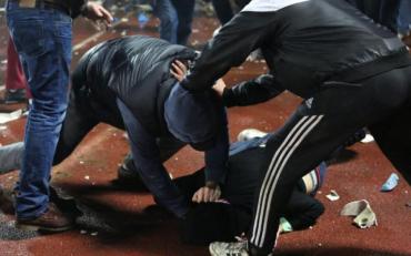 Поляки брутально побили українку