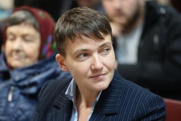 За критикой в адрес Савченко стоит Администрация Президента Украины