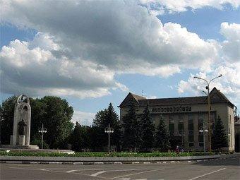 В Стрыю ограбили здание суда