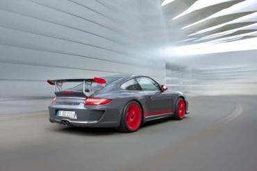 Porsche 911 GT3 RS запланировали продавать с 2010 года