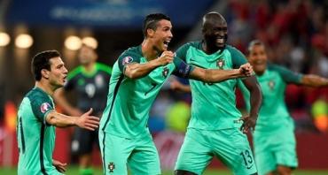 Португалия - Уэльс 2-0