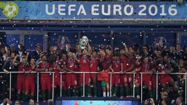 Португалия — Франция 1:0
