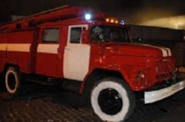 В Хустском районе в результате пожара в доме погиб 50-летний мужчина