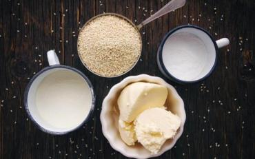 Кунжутне молоко: простий рецепт для міцного здоров'я