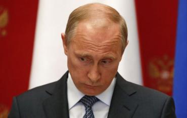 Номером першим у списку персональних санкцій значиться президент РФ В. Путін