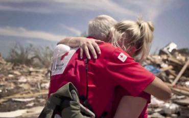 6 волонтерів Червоного хреста загинуло внаслідок нападу на медичний центр