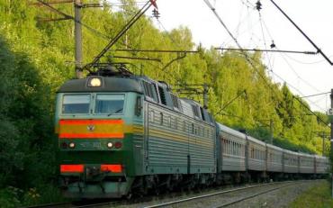 Моторошне полум'я поглинуло черговий український поїзд