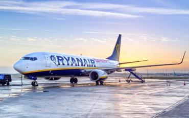 Міжнародний аеропорт Львів уклав угоду з ірландським лоукостером Ryanair
