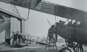 Самолет совершает рейсы в Кошице, Братиславу, Прагу, Брно