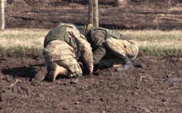 Під час зачистки на території 65-го арсеналу підірвався український сапер