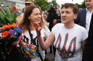 Вера Савченко: Я была готова к волне дерьма, но не настолько!