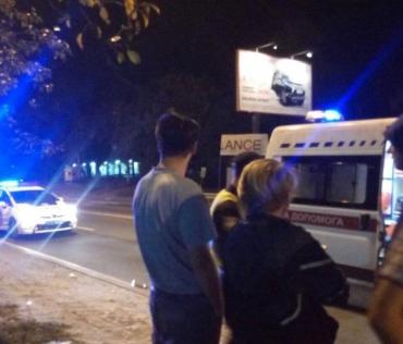 Заступник голови правління українського банку був пійманий на місці ДТП