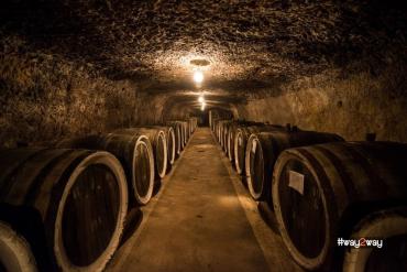 В 4 км было сделано еще одно укрытие – подземное – просторный подвал